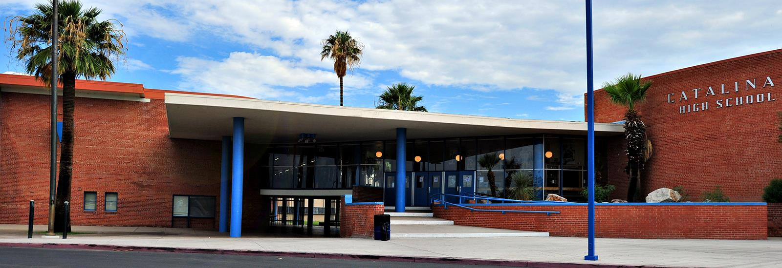 Catalina exemplifies a welcoming environment for parents and community through partnerships.