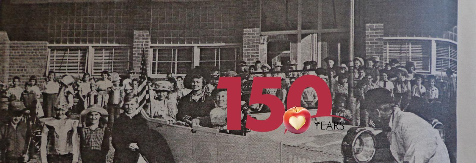 Happy 150th Birthday to Tucson Unified School District! #TUSD150
