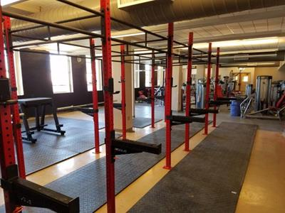 New Weight Gym Weight Room