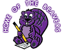 Home of the Beavers Logo