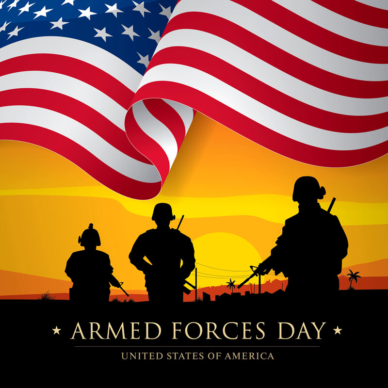 Armed Forces Day, United States of America