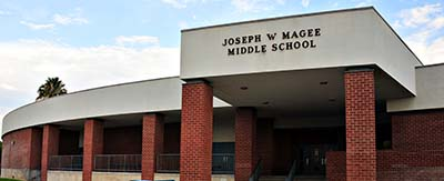 Photo of Magee campus
