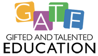 Gifted and Talented Education (GATE) Logo
