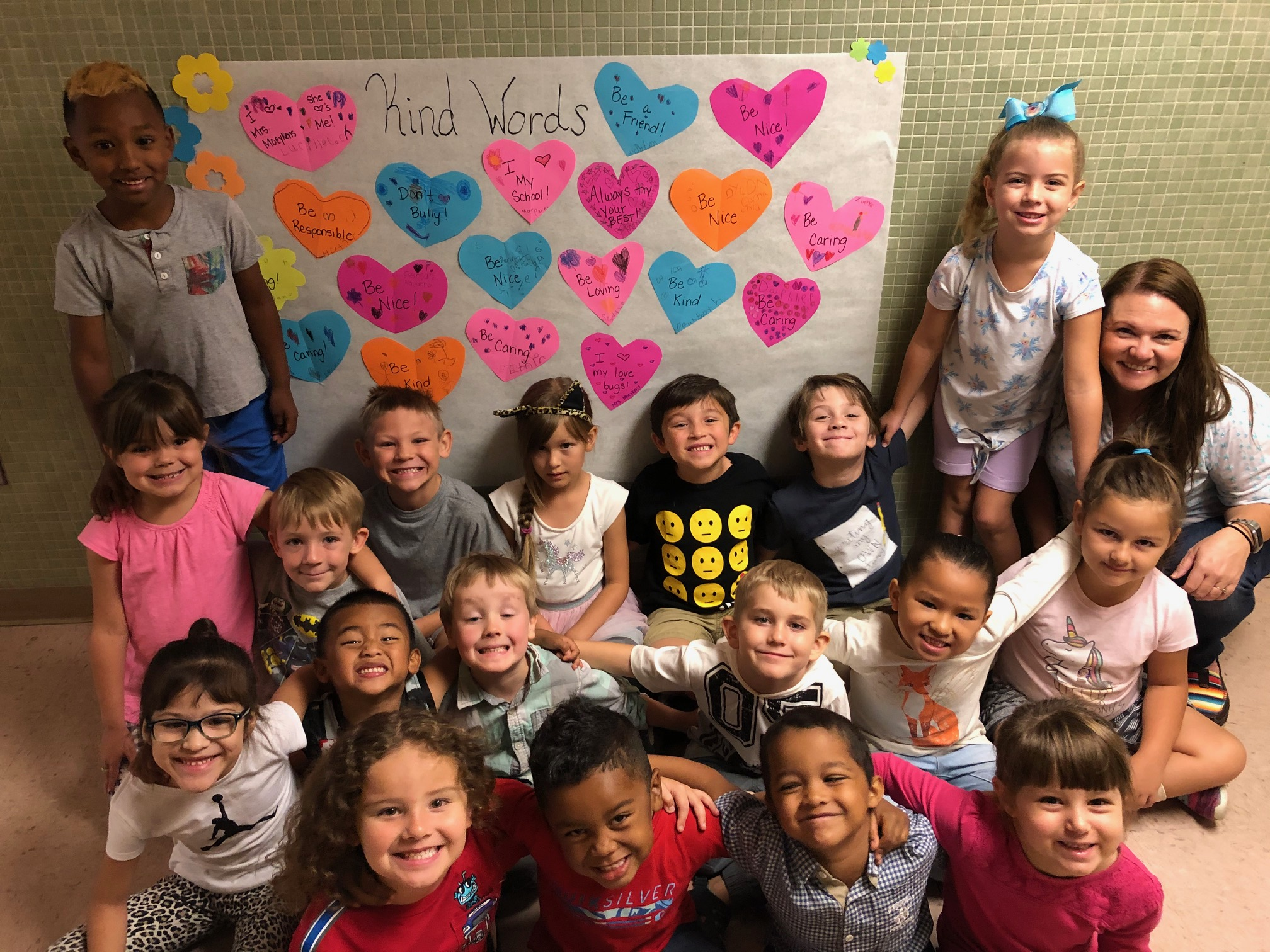 Kindness Kids with Mrs. Moeykens