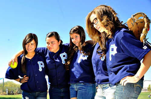 Photo of Pueblo High Softball Team